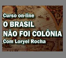 capa burso o brasil não foi colonia