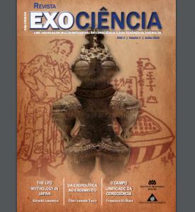 capa para a loja revista exociencia volume 8