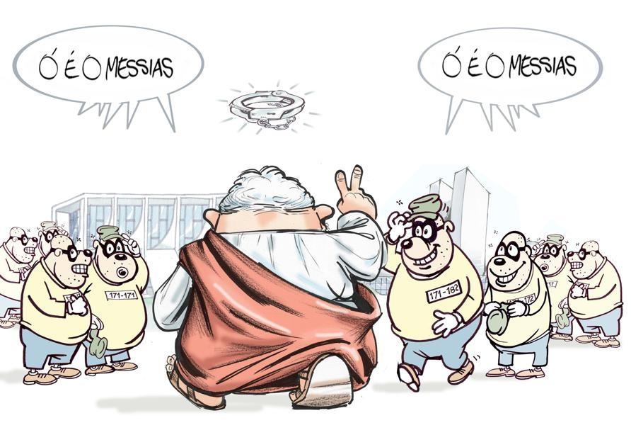 Resultado de imagem para Lula o grande mestre: charges