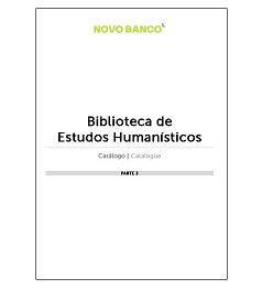 Biblioteca de Estudos Humanisticos_catalogo_pt3 2
