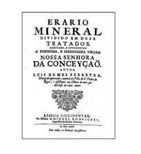 Erario Mineral - Luis Gomes Ferreyra 2