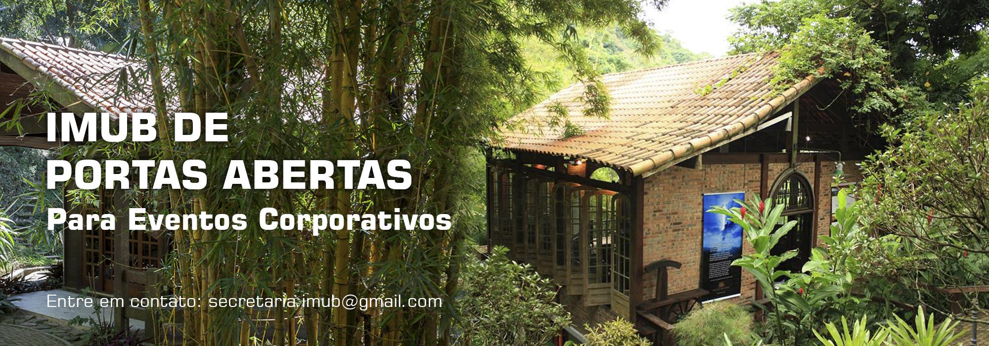 IMUB DE PORTAS ABERTAS