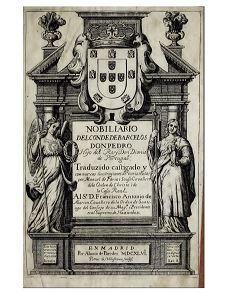 nobiliario del conde dom pedro 2